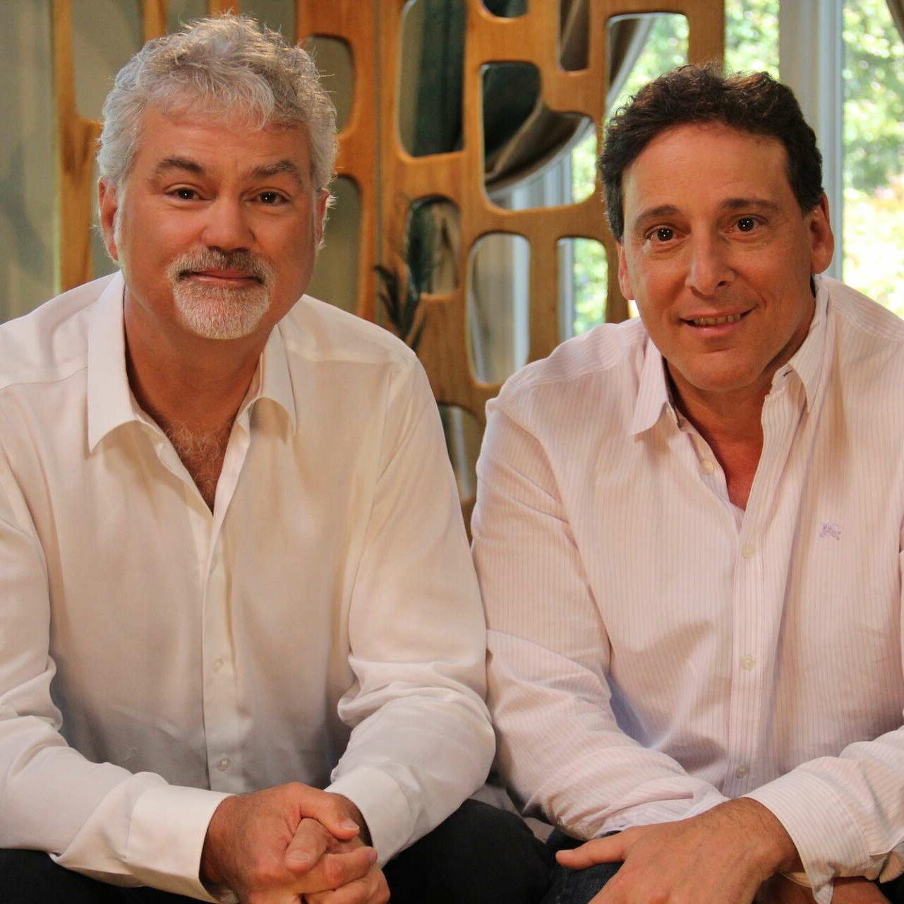 David Garfinkle and Jay Renfroe Headshot