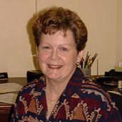 Dr. Vicki Freimuth Headshot