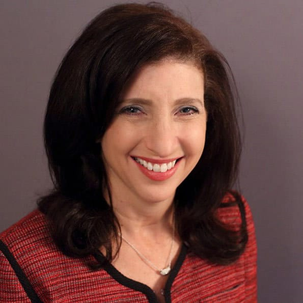 Margie Driscoll headshot