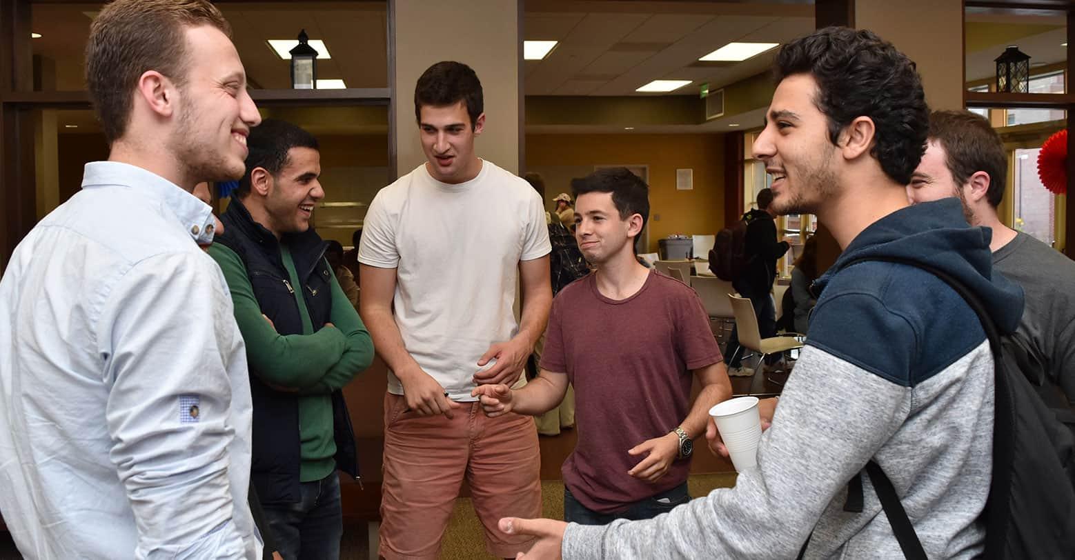 International oportunities in campus
