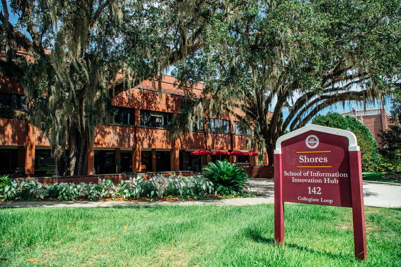 Shores building at FSU