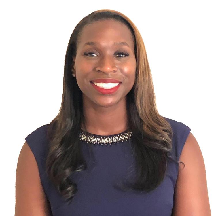 Dr. Aisha Johnson-Jones Headshot