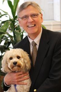 Dr. Randolph T. Barker Headshot